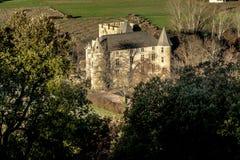 Castillo de Provicial en Provence, Francia Fotografía de archivo