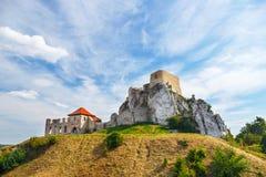 Castillo de Rabsztyn, Polonia Fotografía de archivo libre de regalías