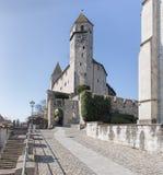 Castillo de Rapperswil Fotos de archivo libres de regalías