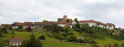 Castillo de Regensberg Imagen de archivo libre de regalías