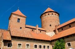 Castillo de Reszel Fotografía de archivo libre de regalías