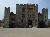 Castillo de rey Fotografía de archivo