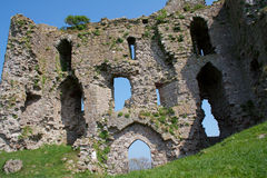 Castillo de Roches Fotografía de archivo libre de regalías