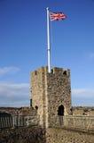 Castillo de Rochester Imagenes de archivo