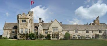 Castillo de Rockingham Imagen de archivo libre de regalías