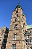 Castillo de Rosenborg fotos de archivo libres de regalías