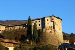 Castillo de Rovereto Imágenes de archivo libres de regalías