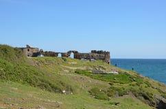 Castillo de Rumeli Fotos de archivo