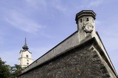 Castillo de Rzeszow foto de archivo libre de regalías