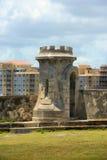 Castillo de San Cristóbal, San Juan Royalty Free Stock Photos