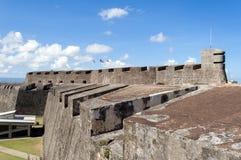 Castillo-De San Cristobal Lizenzfreies Stockfoto
