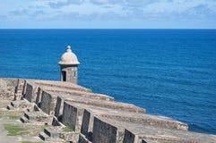 Castillo de San Cristobal. Royalty Free Stock Photo