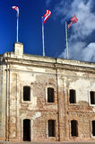 Castillo de San Cristobal - San Juan, Puerto Rico Stock Image