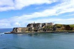 Castillo de SAN Felipe del Morro Στοκ φωτογραφία με δικαίωμα ελεύθερης χρήσης