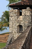 Castillo de San Felipe fort, Guatemala Stock Photo