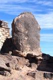 Castillo de SAN Gabriel το ορόσημο, Arrecife, Lanzarote, καναρίνι είναι Στοκ φωτογραφία με δικαίωμα ελεύθερης χρήσης