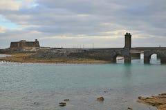 Castillo de SAN Gabriel Arrecife, Lanzarote, Ισπανία Στοκ φωτογραφία με δικαίωμα ελεύθερης χρήσης