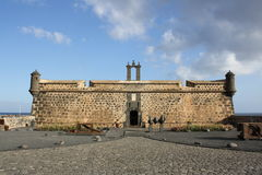 Castillo de San Jose Royalty Free Stock Photos