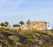 Castillo de San Jose Arrecife, Lanzarote Στοκ φωτογραφίες με δικαίωμα ελεύθερης χρήσης