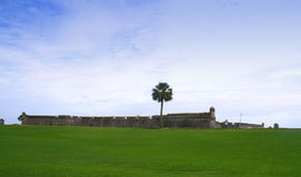 Castillo de San Marco Stock Photo