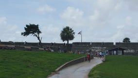 Castillo de San Marco Images libres de droits
