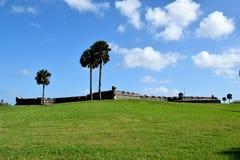 Castillo de San Marcos Foto de archivo