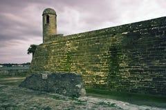 Castillo de San Marcos Stock Images