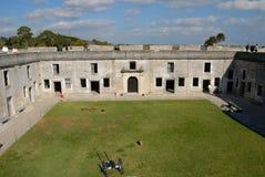 Castillo DE San Marcos Royalty-vrije Stock Foto