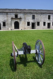 Castillo de San Marcos Royalty Free Stock Photography