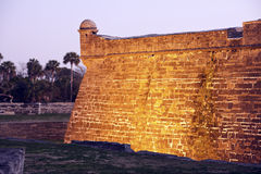 Castillo de San Marcos Royalty Free Stock Images