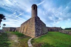Castillo de San Marcos Imagem de Stock