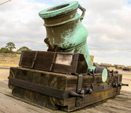 Castillo de San Marcos Cannon Royalty Free Stock Photography