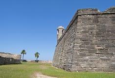 Castillo de San Marcos Fort Stock Photography
