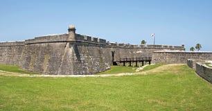 Castillo de San Marcos Fort Stock Images