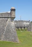Castillo de San Marcos Fort Royalty Free Stock Image