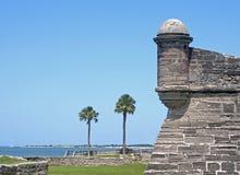 Castillo de San Marcos Fort Stock Photos