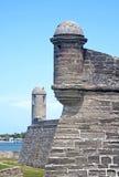 Castillo de San Marcos Fort Stock Photo