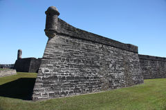 Castillo de San Marcos Royalty Free Stock Photo