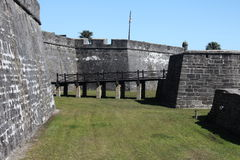Castillo de San Marcos Stock Photography