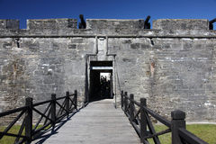 Castillo de San Marcos Stock Images