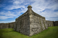 Castillo de San Marcos royalty free stock photos