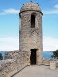 Castillo De San Marcos St Augstine Florda Obraz Stock