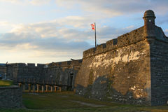 Castillo de San Marcos in St. Augustine Stock Photography