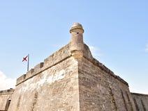 Castillo de San Marcos St Augustine FL Royalty Free Stock Image