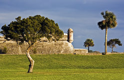 Castillo de San Marcos Stock Photos
