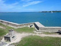 Castillo de San Marcos, St. Augustine, Florida Stock Photos