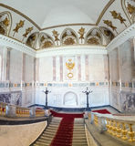 Castillo de San Miguel en St Petersburg Fotos de archivo libres de regalías