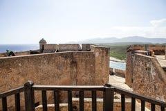 Castillo de San Pedro de la Roca del Morro in Santiago de Cuba - Cuba Stock Photos