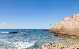 Castillo de San Sebastian Royalty Free Stock Image