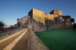 Castillo de Sangallo Fotos de archivo